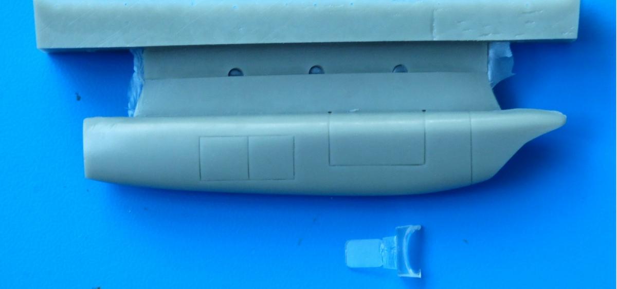 MaestroModels-4898-Kamerapod-für-hohe-Reichweiten-SKA24-für-SH-37-Viggen-1 Detailsets für die 1:48er Viggen von Special Hobby
