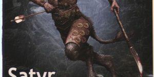 SATYR aus der Ancient Greek Myths Series in 1:24 von MasterBox MB 24024