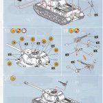 Revell-03269-Soviet-Heavy-Tank-IS-2-9-150x150 Soviet Heavy Tank IS-2 im Maßstab 1:72 von Revell 03269