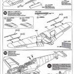 Tamiya-117-Messerschmitt-Bf-109-G6-14-150x150 Messerschmitt Bf 109 G6 im Maßstab 1:48 von Tamiya 61117