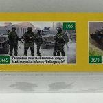 Zvezda-3685-Russian-contemporary-tank-crew-in-parade-configuration-6-150x150 Russian contemporary tank crew in parade equipment ZVEZDA 3685
