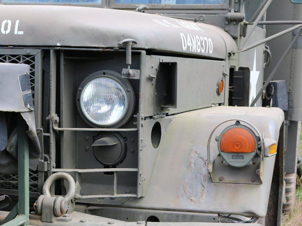 01-1024x768 M109A3 2.5-Ton 6×6 Shop Van 1:35 AFV Club (#AF35304)
