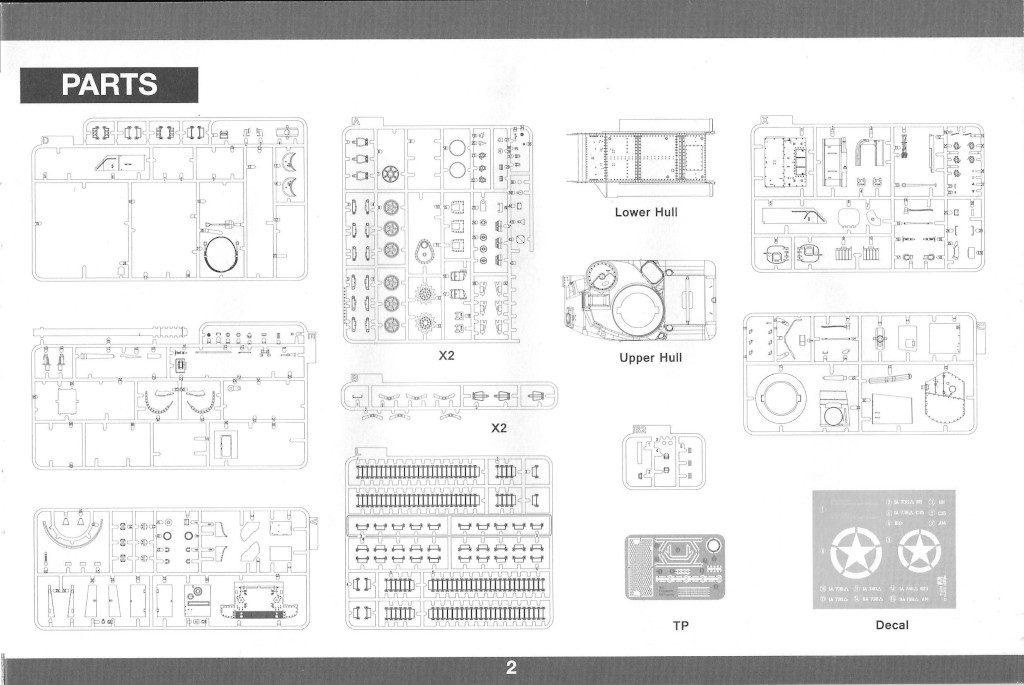 03-2-1024x685 M3A1 LEE CDL 1:35 Takom (#2115)