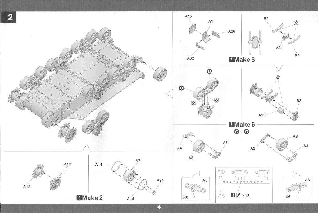 05-2-1024x686 M3A1 LEE CDL 1:35 Takom (#2115)