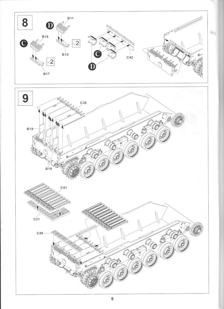 06-1-743x1024 Centurion Mk 5/1 Royal Australian Armoured Corps (Vietnam Version) 1:35 AFV Club (AF35100)
