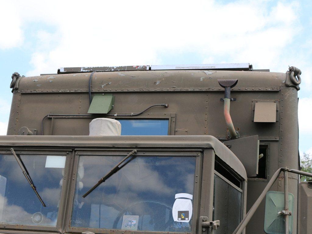 07-1024x768 M109A3 2.5-Ton 6×6 Shop Van 1:35 AFV Club (#AF35304)