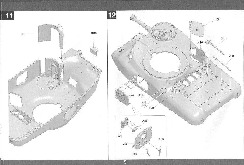 10-2-1024x690 M3A1 LEE CDL 1:35 Takom (#2115)