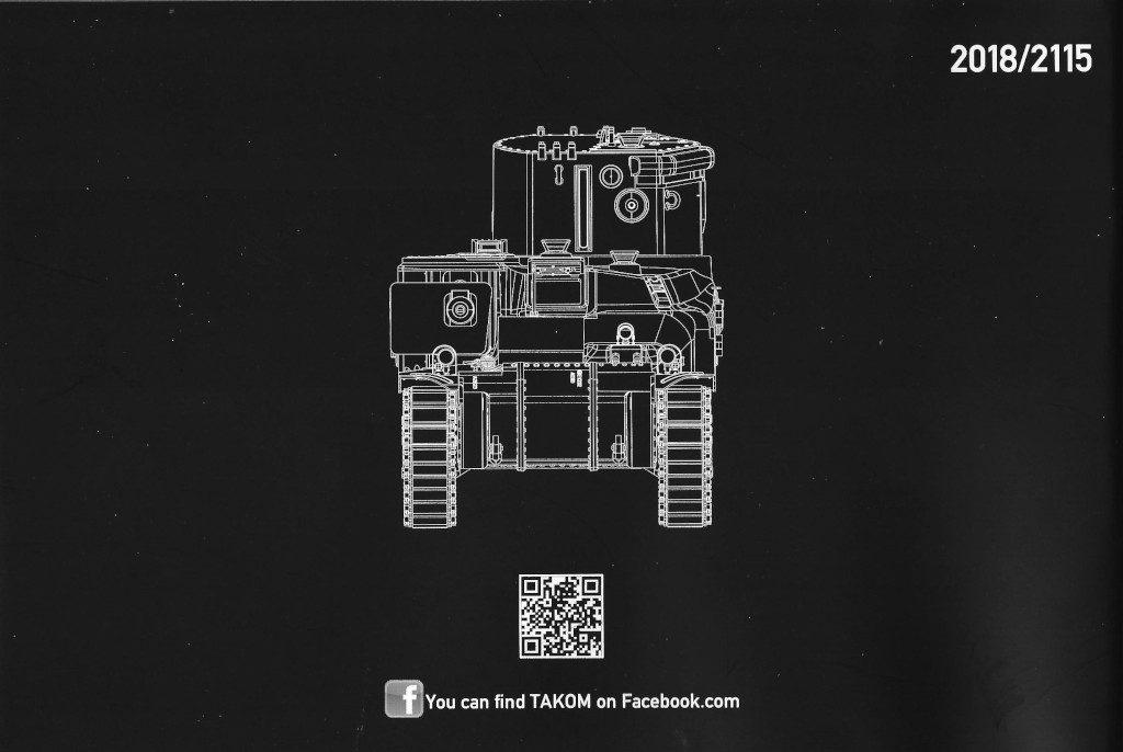 16-2-1024x686 M3A1 LEE CDL 1:35 Takom (#2115)