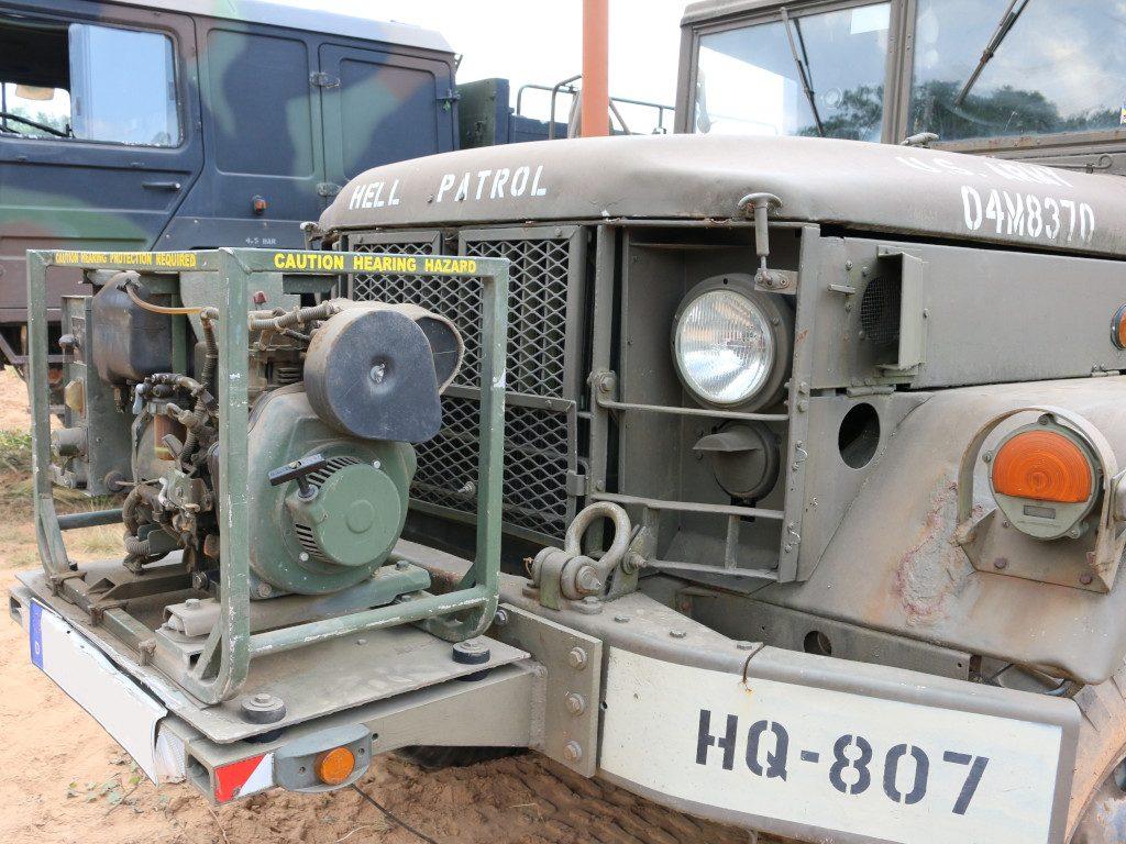 17-1024x768 M109A3 2.5-Ton 6×6 Shop Van 1:35 AFV Club (#AF35304)