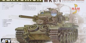 Centurion Mk 5/1 Royal Australian Armoured Corps (Vietnam Version) 1:35 AFV Club (AF35100)