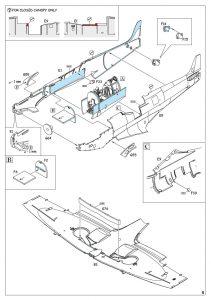 Eduard-84137-Spitfire-Mk.-IXc-early-version-WEEKEND-Bauanleitung-4-211x300 Eduard 84137 Spitfire Mk. IXc early version WEEKEND Bauanleitung (4)