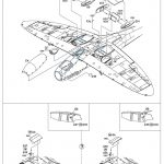 Eduard-84137-Spitfire-Mk.-IXc-early-version-WEEKEND-Bauanleitung-8-150x150 Spitfire Mk. IXc early version WEEKEND im Maßstab 1:48 von Eduard 84137
