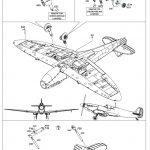 Eduard-84137-Spitfire-Mk.-IXc-early-version-WEEKEND-Bauanleitung-9-150x150 Spitfire Mk. IXc early version WEEKEND im Maßstab 1:48 von Eduard 84137