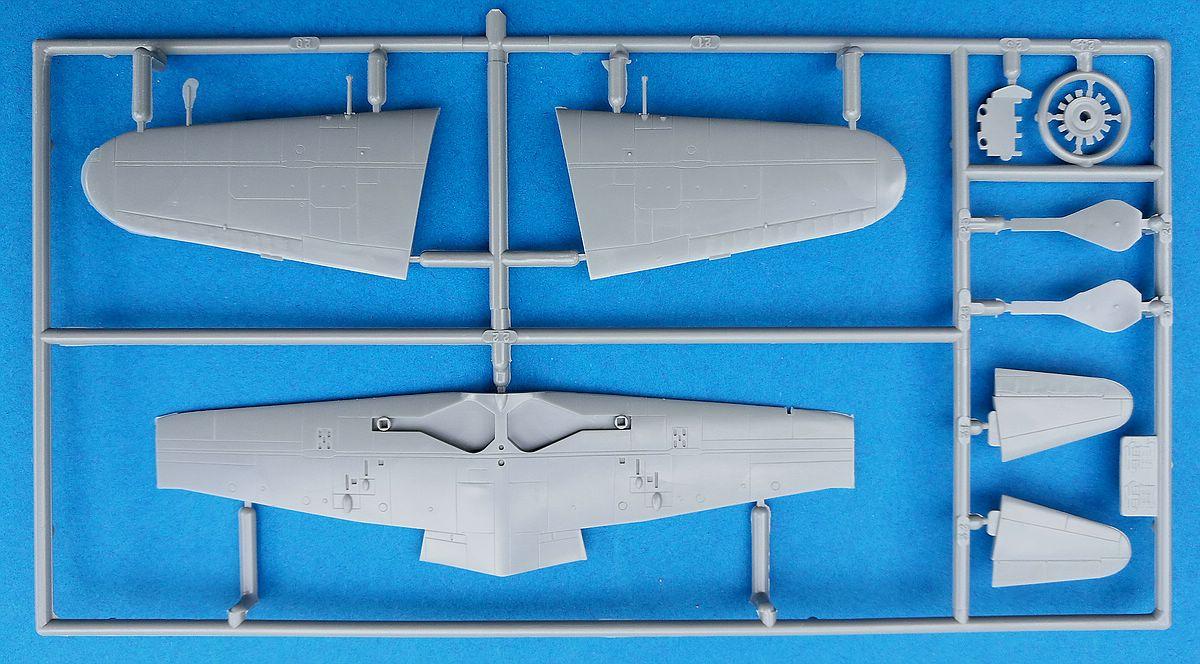 Hasegawa-00135-Mitsubishi-J2M3-Raiden-1zu72-12 Mitsubishi J2M3 Raiden im Maßstab 1:72 von Hasegawa 00135