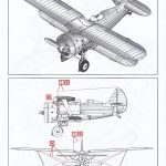ICM-32010-Polikarpov-I-153-Tschaika-11-150x150 Polikarpov I-153 Tschaika im Maßstab 1:32 von ICM 32010