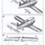 ICM-32010-Polikarpov-I-153-Tschaika-4-150x150 Polikarpov I-153 Tschaika im Maßstab 1:32 von ICM 32010