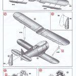 ICM-32010-Polikarpov-I-153-Tschaika-5-150x150 Polikarpov I-153 Tschaika im Maßstab 1:32 von ICM 32010