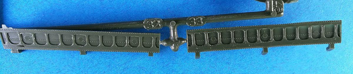 Monogram-6804-FW-190-A-20 Kit-Archäologie - heute: Die Focke Wulf FW 190 A von Monogram (# 6804)