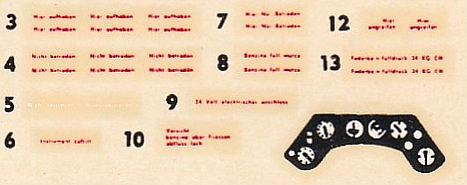 Monogram-6804-FW-190-A-3 Kit-Archäologie - heute: Die Focke Wulf FW 190 A von Monogram (# 6804)