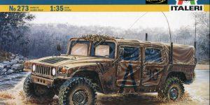 M998 Command Vehicle  –  Italeri 1/35