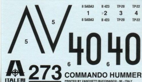 Review_Italeri_M998_18 M998 Command Vehicle  -  Italeri 1/35