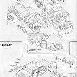 Review_Italeri_M998_24-150x150 M998 Command Vehicle  -  Italeri 1/35