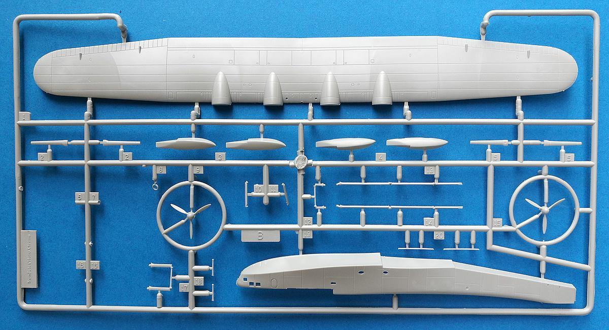Trumpeter-01323-Kawanishi-H6K5-L-Mavis-2 Japanisches Flugboot Kawanishi H6K5-L im Maßstab 1:144 von Trumpeter
