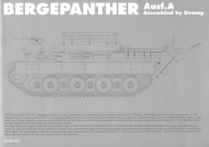 01-300x212 Bergepanther Ausf. A Assembled by Demag 1:35 Takom (#2101)