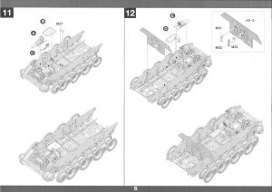 07-300x212 Bergepanther Ausf. A Assembled by Demag 1:35 Takom (#2101)
