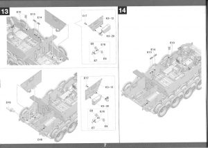 08-300x214 Bergepanther Ausf. A Assembled by Demag 1:35 Takom (#2101)