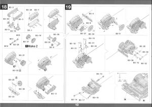 11-300x212 Bergepanther Ausf. A Assembled by Demag 1:35 Takom (#2101)