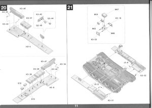 12-300x212 Bergepanther Ausf. A Assembled by Demag 1:35 Takom (#2101)