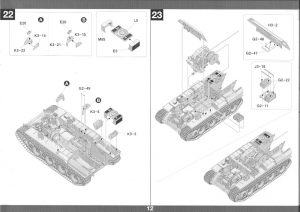 13-300x212 Bergepanther Ausf. A Assembled by Demag 1:35 Takom (#2101)