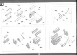 14-300x214 Bergepanther Ausf. A Assembled by Demag 1:35 Takom (#2101)