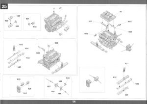 15-300x212 Bergepanther Ausf. A Assembled by Demag 1:35 Takom (#2101)