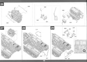 16-300x215 Bergepanther Ausf. A Assembled by Demag 1:35 Takom (#2101)