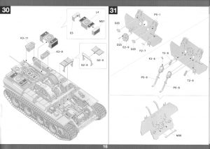 17-300x212 Bergepanther Ausf. A Assembled by Demag 1:35 Takom (#2101)