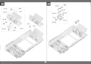 21-300x212 Bergepanther Ausf. A Assembled by Demag 1:35 Takom (#2101)