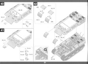 22-300x217 Bergepanther Ausf. A Assembled by Demag 1:35 Takom (#2101)