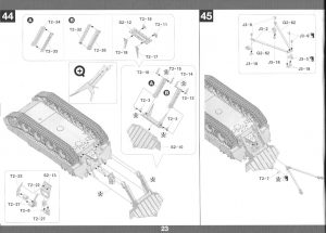 24-300x215 Bergepanther Ausf. A Assembled by Demag 1:35 Takom (#2101)
