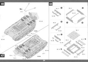 25-300x212 Bergepanther Ausf. A Assembled by Demag 1:35 Takom (#2101)