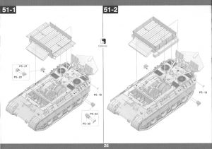 27-300x211 Bergepanther Ausf. A Assembled by Demag 1:35 Takom (#2101)
