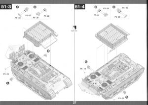 28-300x214 Bergepanther Ausf. A Assembled by Demag 1:35 Takom (#2101)