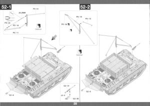 29-300x212 Bergepanther Ausf. A Assembled by Demag 1:35 Takom (#2101)