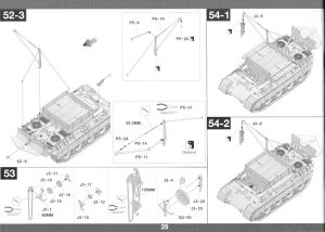 30-300x214 Bergepanther Ausf. A Assembled by Demag 1:35 Takom (#2101)