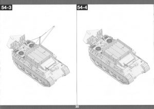 31-300x212 Bergepanther Ausf. A Assembled by Demag 1:35 Takom (#2101)