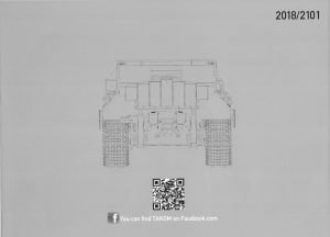 40-300x216 Bergepanther Ausf. A Assembled by Demag 1:35 Takom (#2101)