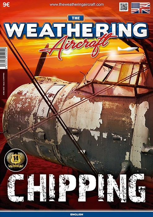 Ammo-by-Mig-The-Weathering-Aircraft-2-Chipping-1 The Weathering Aircraft Magazin Nr. 2: Chipping
