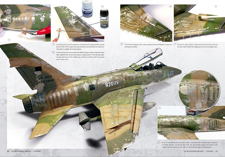 Ammo-by-Mig-The-Weathering-Aircraft-2-Chipping-3 The Weathering Aircraft Magazin Nr. 2: Chipping