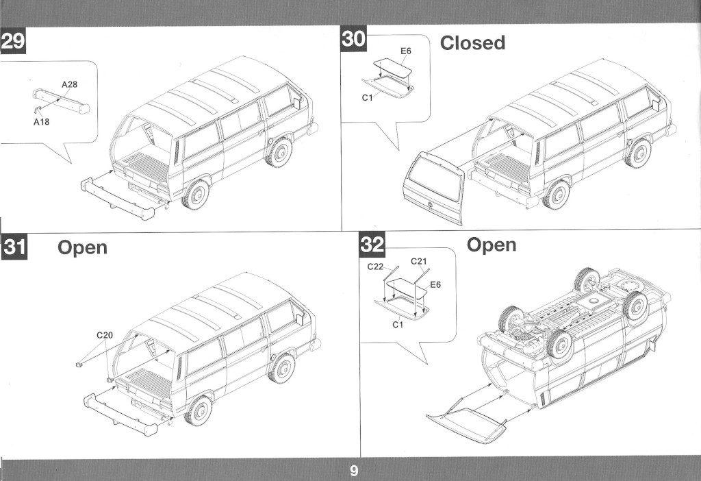 Anleitung10-1024x702 T3 Transporter Bus Takom 1:35 (#2013)